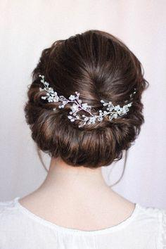 Wedding Hair Vine Bridal Headpiece