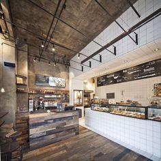 'Farine' by Neri & Hu, a boulangerie-pâtisserie in Shanghai