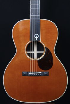 Santa Cruz Guitar Co. Otis Taylor Signature