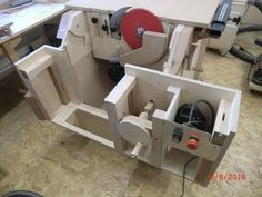 Format Tablesaw - Building process images - YouTube