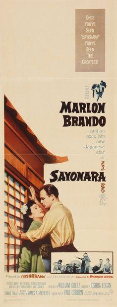 Sayonara movie sexual taboos