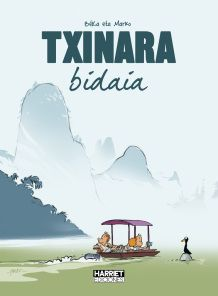Voyage en Chine - Marko et Beka - Editions Bamboo Wish I Was There, Comic Page, Ebooks, France, Movie Posters, Lemonnier, Charrier, Berthelot, Bousquet