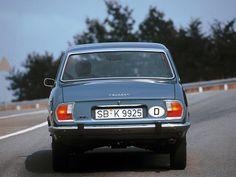 Peugeot 504 (1977– 1979).