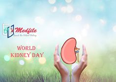 World Kidney Day! Read More: http://bit.ly/2mJJW9a #wkd2017 #worldkidneyday #worldkidneyday2017