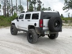 hummer h3 alpha lifted - Google Search