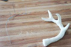 Modeling Chocolate Deer Antlers