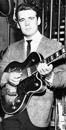 Hey get rid of that Guild and put your Gretsch back on! Duane Eddy…. Rebel Rouser…. (1958)