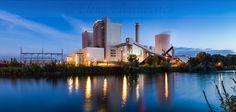 Kraftwerk Stöcken,Hannover. Panorama/14 Aufnahmen | Flickr - Photo Sharing!