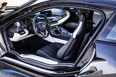 BMW i8 Plug-in Electric Sports Car (14)