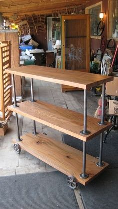industrial bookshelves – Google Search