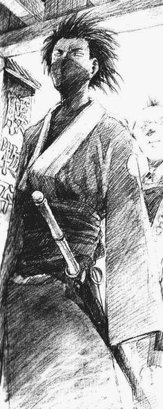 hiroaki samura - Blade of the Immortal - Magatsu Taito