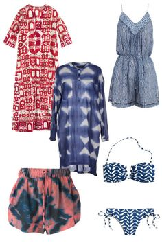 ede027048393 Batik prints are a hot-weather staple  the abstract prints add an exotic  touch