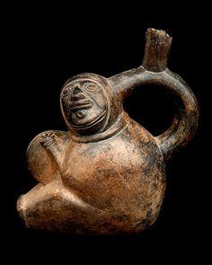 pottery Lambayeque, Peru