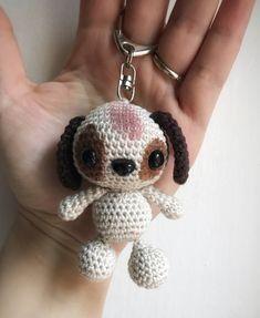#crochet #crocheting #amigurumi #doll #dolls #handmade #madeinitaly #craft #dog #puppy #brown #kawaii #animal #animals #animallover #love