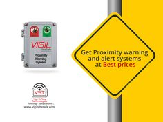 If you want to be safe and secure while working #constructionsite then immediately get #proximity_warning_and_alert_systems for heavy moving equipment to control collisions in the #worksite.