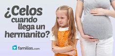 ¿Celos del niño cuando llega un hermanito? Consejos para evitarlos