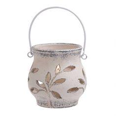 Santine Ceramic Lantern