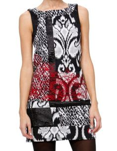 Trashion Desigual dress (want want want!!)
