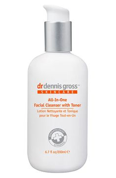 *Dr. Dennis Gross Skincare™ All-In-One Facial Cleanser with Toner | Nordstrom