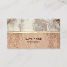 Shop White Gray Carrara Marble Rose Gold Makeup Beauty Business Card created by luxury_luxury. Makeup Business Cards, Fashion Business Cards, Business Cards Layout, Salon Business Cards, Gold Business Card, Simple Business Cards, Visiting Card Design, Name Card Design, Rose Gold Makeup