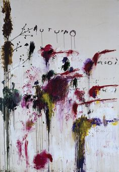 Cy Twombly property of Tate Museum-UK. Visit the blog for a gesture drawing assignment and resources. Gesture drawing is perfect for anyone, especially those that feel they 'can't' draw. Great exercise for photographers!
