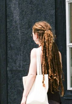 More dreads like mine (but longer).