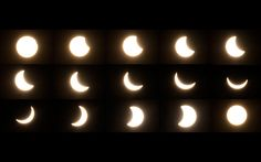 Solar eclipse 2015, in pictures