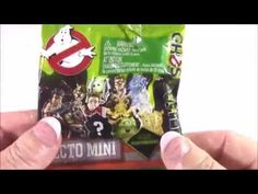 Mystery Toy Unboxing - Ghostbusters 2016 Take 2