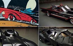 A expectativa em torno do mais novo filme da era Nolan (The Dark Knight Rises), a Warner Bros irá lançar um documentário para contar melhor a história do inseparável – e tão desejado carro dos geeks – carro do Homem-Morcego.
