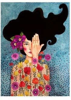 Hulya Ozdemir magical watercolors in many colors Illustration # Watercolors # Art And Illustration, Illustration Inspiration, Animal Illustrations, Painting Inspiration, Art Inspo, Art Amour, Pop Art, L'art Du Portrait, Portraits