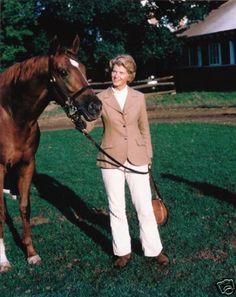 SECRETARIAT & PENNY CHENERY - ORIGINAL 1973 PHOTO! in Sports Mem, Cards & Fan Shop, Fan Apparel & Souvenirs, Horse Racing | eBay