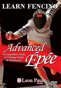 @fencinguniverse : Learn Fencing - Advanced Epee - Competitive Level Instructional DVD Leon Paul  $21.60 End  http://aafa.me/2bNxmRH http://aafa.me/2bNk9TG