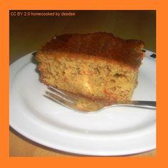 Dukan Diet Recipe: Yummy Dukan Carrot Cake