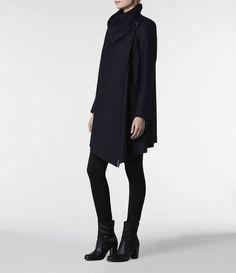 AllSaints City Monument Coat   Womens Coats