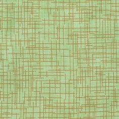 Robert Kaufman - Quilters Linen Metallic - Forest : Sew Modern
