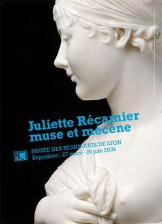 Exposition Juliette Récamier, muse et mécène, du 27 mars au 29 juin 2009