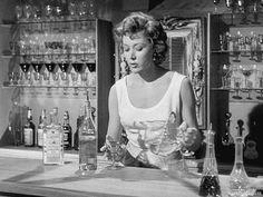 """Gloria Grahame in The Big Heat (1953). """
