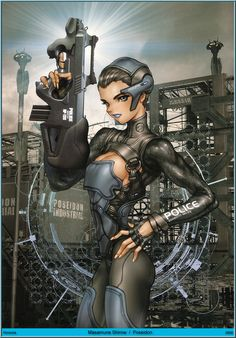 Masamune Shirow Art 195.jpg