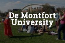 #DeMontfort #University