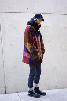 Seoul Fashion Week STREETSTYLE