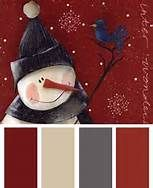 christmas color palettes - Bing Images