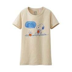 Women's t-shirt @UNIQLO