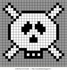 halloween pixel art © isabelle andreo
