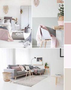 54 Meilleures Images Du Tableau Decoration Rose Poudre Bedroom