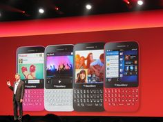 BlackBerry youthful fans get own phone the Q5 | Ping Nigeria