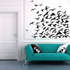 Flock of birds $49