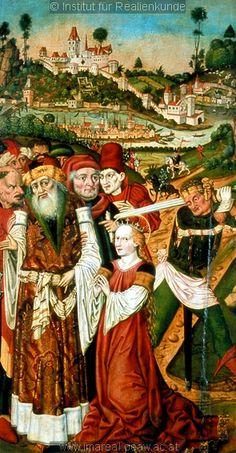 1475 ; 1485 ; Melk ; Österreich ; Niederösterreich ; Stiftsmuseum