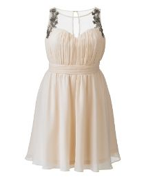 Laced in Love Embellished Prom Dress