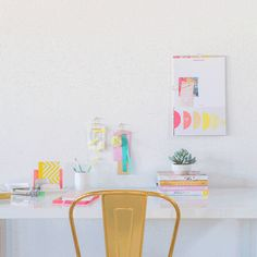 oh joy for target in the office office playroom home office space studio