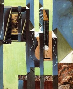 The Guitar - Хуан Грис
